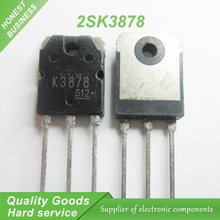 10PCS K3878 2SK3878 TO-3P 9A 900V N channel MOSFET transistor new original
