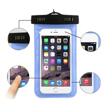 Swimming Sealed Waterproof Bag Pouch Touch Mobile Phone Case+Arm band Bet For Huawei Enjoy 6,Lenovo A6600,A6600 Plus