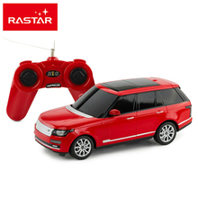 1:24 Radio Control Car Machines On The Remote Control RC Cars Toys For Boys Range Rover Sport 2013 Version Cayenne 48500 46100(China)