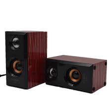 wholesale manufacturer BoomBox Speaker outdoor sound system wooden speakers
