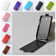 Brand Flip PU Leather Case For Samsung Galaxy S3 Neo i9301 GT-I9301 GT-I9301I S III I9300 GT-I9300 Duos i9300i Cover Phone Bag(China)