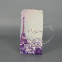 For Motorola Razr i XT890 XT907 Hot Pattern Cute PrintingVertical Flip Cover Open Down/up Back Cover filp leather case