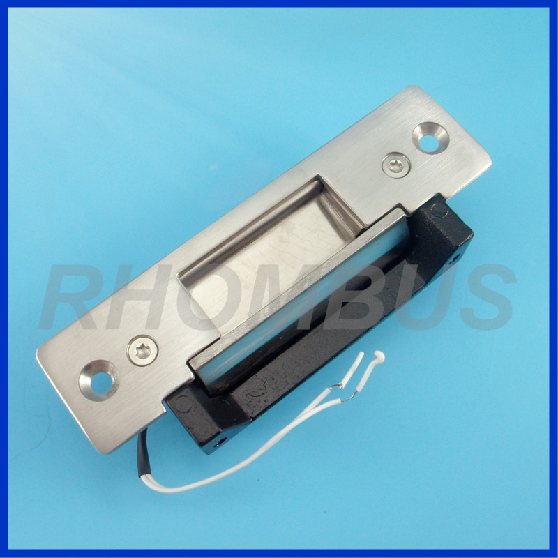 FCL-17AO holding force 1800Kg for metal doors power off close stainless steel Electric strikes Lock<br>
