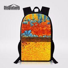 fbd719ad012b Dispalang Unique Design Book Bags For Kids Satchels Boys Girls Backpacks  Customized School Bag 16 inch Bagpack Mochila Infantil