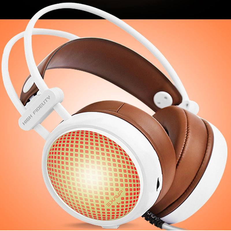 Ovann EACH 310 Gaming Headset head phone Computer Headsets stereo Game headphone with microphone LED light for Computer pc gamer<br><br>Aliexpress