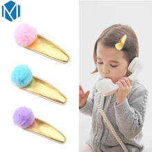 Girls Hair Clip Hairpins Hair Accessories Children Mesh Barrettes Hairgrip Headwear BB Clip Headdress Kids Lace Princess Clamps(China)