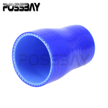 POSSBAY New Hot 38-63mm Vacuum Straight  Silicone Hose Tube Coupler Intercooler Turbo Intake Water Air Pipe Car Styling