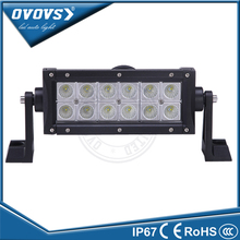 OVOVS tow truck flood/spot beam wholesale car accessories 12 volt 36w led light bar offroad