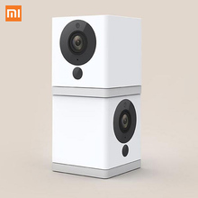 24Hours Ship Original XiaoMi XiaoFang Portable Smart IP Camera Night Vision 9m 1080P F2.0 Large Aperture Ratating Base Magnetic
