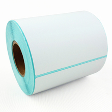 3Rolls/Lot 4x6 shipping labels 100*150MM ( 250 labels)  Amazon ebay package thermal label strong adhesive sticky  zebra label