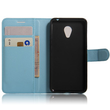 For Meizu M3 Mini M3s Mini Blue Charm 3 3S Phone Case Luxury Coque Fundas Stand Wallet Leather Flip Cover Bags Skin protection