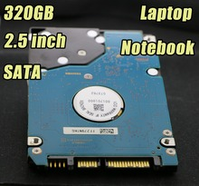 "2.5"" HDD SATA 320GB 320g 5400RPM 8M Internal Hard Disk Drive laptop notebook ps3 xbox 360 notebook screw driver free(China)"
