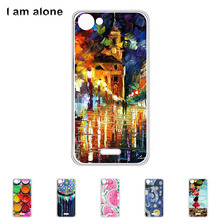 "Solf TPU Silicone Case For Micromax Bolt Q338 5.0"" Mobile Phone Cover Bag Cellphone Housing Shell Skin Mask Color Paint diy"