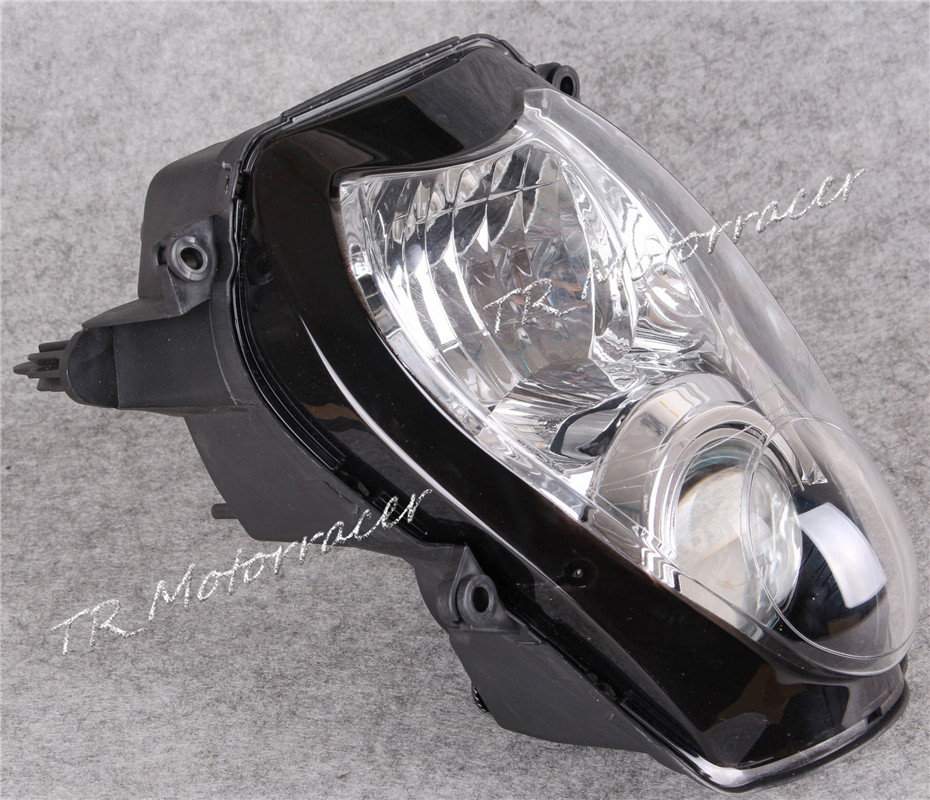 For Suzuki GSX1300R Hayabusa 1999 - 2007 Motorcycle Front Headlight Lighting GSXR1300 Head Lamp Headlamp Assembly Parts Clear<br><br>Aliexpress