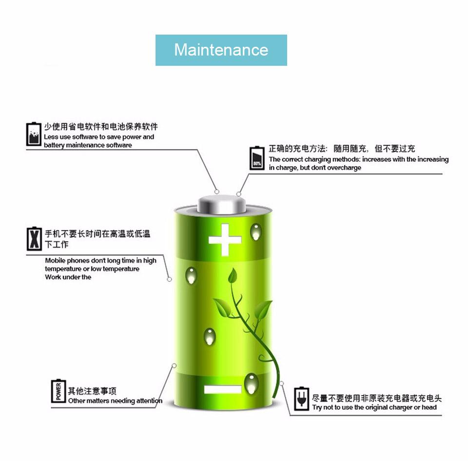 NEW 2017 100% Original KHP Phone Battery For iPhone 6 Capacity 1810mAh Repair Tools 0 Cycle Replacement Mobile Batteries Sticker (16)