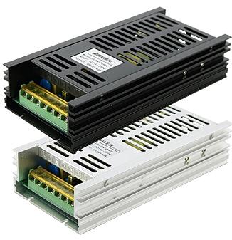 12V 40A 480W Indoor Power Adapter Supply for CCTV Camera Black (default)<br>