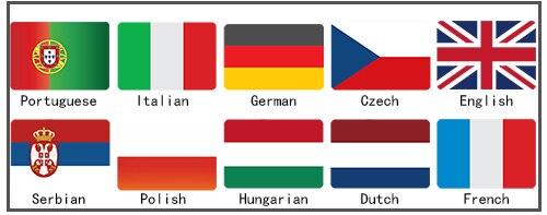 wow snooper languages