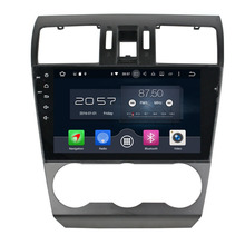 "2GB RAM Octa Core 9"" Android 6.0 Car Radio DVD Player for Subaru Forester 2013-2016 With GPS 4G WIFI Bluetooth USB Mirror-link"