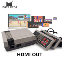 Mini TV Game Console HDMI 8 Bit Retro Video Game Console Built-In 500 No Repeat Games Handheld Gaming Player Best Gift(China)