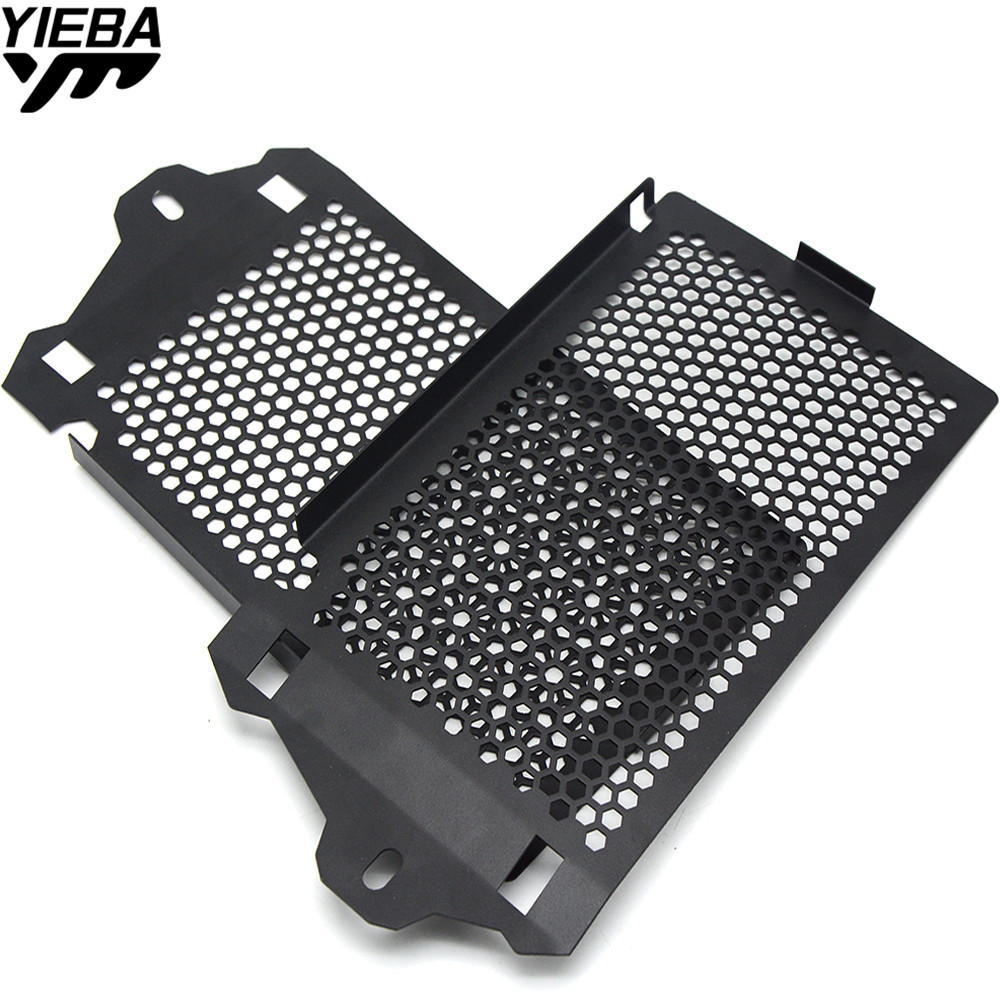 For BMW R1200GS R 1200 GS ADV 2013 2014 2015 2016 Aluminium Motorcycle bike Radiator Side Guard Grill Grille Cover Protector