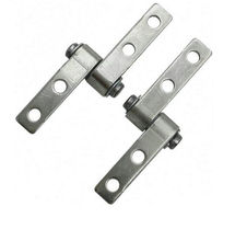 Metal damping hinge Torque shaft ad lib stop hinges damper 2pcs(China)