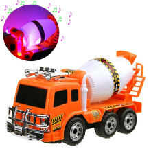 Kids Baby Vehicle Toy 1: 22 Boys Large Truck Cement Mixer Toy Car Non-Remote Controlled Car Toy Vehicls Baby Toys Gift FCI#