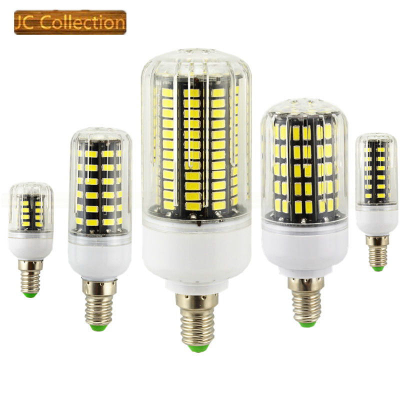 High Luminous E27 E14 E12 5733 SMD LED Corn Bulb 220V 110V 3W 5W 7W 9W 12W 15W Spotlight LED Lamp Candle Light For home Lighting<br><br>Aliexpress