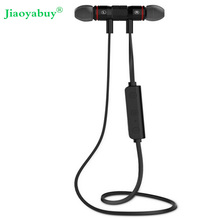 Jiaoyabuy M9 Bluetooth Headphones Wireless In-Ear Noise Reduction earphone with Microphone Sweatproof Stereo Bluetooth Headset(China)