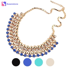 Women Necklace 2017 New Fashion Bohemia Knitting Necklace Choker Collar Necklace Fine Jewerly For Women Ladies Necklaces