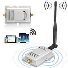 Universal High-Speed 2W 2.4Ghz Wireless LAN Mode WIFI Funk Booster Signal Extender Repeater Amplifier Router Networking Tool Set