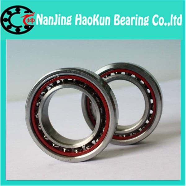 1pcs  7002 7002C 2RZ HQ1 P4 15x32x9 Sealed Angular Contact Bearings Speed Spindle Bearings  ABEC-7 SI3N4 Ceramic Ball<br><br>Aliexpress