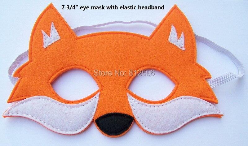 Сшить маску на голову 21
