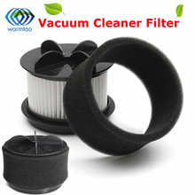 1Pcs 10x8cm Black Coated Vacuum Cleaner Dust Cleaner Filter Core Filter Cotton For Bissell Style 9/10/12(China)
