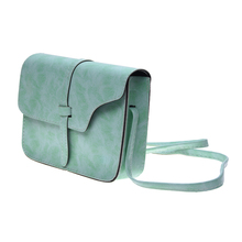 Women Faux Leather Messenger Shoulder Bags Girl Crossbody Tote Satchel Handbag Green(China)