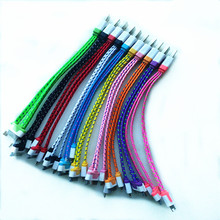 20CM Universal 3 in 1 USB Sync Data Charger Cable For iPhone 4/4S/5/5S/6 For Samsung For iPad Mini mobile phone charger cable