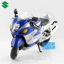 Free Shipping/1:12/Diecast Motorcycle Toy Model/Suzuki GSX 1300R/Delicate Educational Collection/For Children/Festival Gift