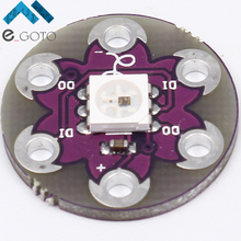 Buy 10pcs LilyPad Pixel Board WS2812 5050 RGB LED Module Arduino for $4.89 in AliExpress store