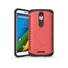 For Motorola Moto X Force / Droid Turbo 2 XT1580 XT1581 XT1585 Slim Armor Bag Rugged Case Hybrid Soft Silicone Hard Cover Shell
