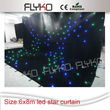 Alibaba express New products led star curtain guangzhou led stage light(China)