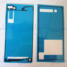 TMIOLOC waterproof battery Cover Adhesive front sticker for LCD Screen glue For Sony Xperia Z2 l50 L50W D6502 D6503 D6543