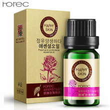 Plant Fragrance Essential Oils Aromatherapy Pure Lavender Rose Tea Tree Oil Control Pores Moist Vintage Massage Oil Skin Care