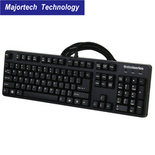 Original Steelseries 7G black axis game professional machanical keyboard