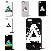 Palace Luxury Cool Brand UK Logo Hard Phone Case For iPhone 4 4S 5 5C SE 6 6S 7 Plus Galaxy J5 J3 A5 A3 2016 S5 S7 S6 Edge