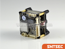 "Real Time 4MP IP camera module board camera 1/3"" OV4689 Hi3516A Support Motorized zoom auto focus Auto IRIS lens (SIP-E4689AM)"