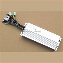 18 Tube 48V 1000W brushless DC Electric car motor controller,intelligent Dual mode DC motor controller,Free Shipping J15252