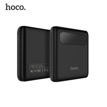 Buy HOCO Dual USB B20 10000mAh 18650 Power Bank Portable Mobile Phone Charger External Battery Bank iPhone Xiaomi Powerbank for $16.56 in AliExpress store