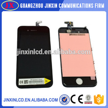 for iphone 4 lcd with touch screen digitizer white/black assembly by dhl  ups ems free shipping