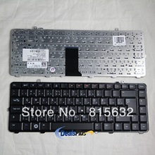 FOR Brand New Dell Studio 1555 1557 Arabic AR Keyboard 9J.N0H82.L0A Black, wholesale !(China)