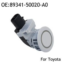 New 89341-50020-A0 Ultrasonic PDC Parking Sensor For Toyota Celsior 2004-2006 89341-50020 White Parking Sensor System(China)