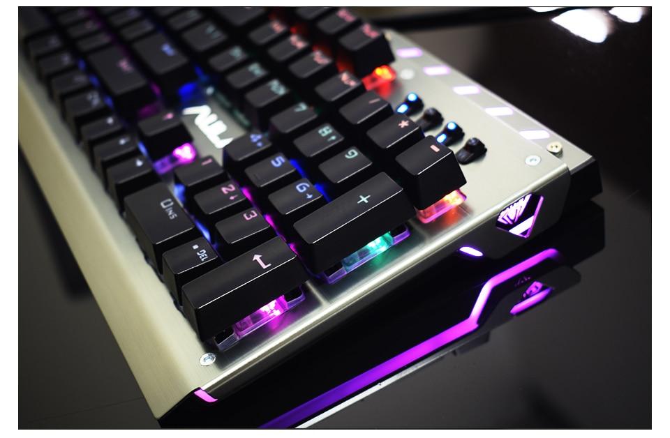 AULA Keyboard Anti-ghosting RGB 39